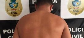 Homem de Morrinhos é preso pela Polícia Civil de Goiatuba suspeito de tráfico de entorpecentes