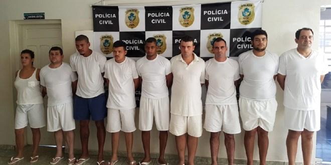 POLÍCIA CIVIL desarticula grupo que roubava gado no sul goiano – informou delegado Patrick Carniel
