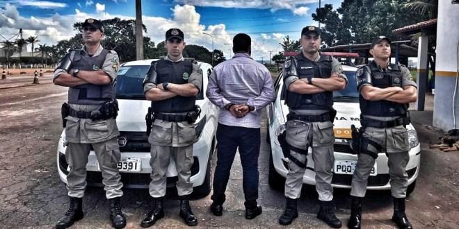 A CASA CAIU – Homem alugava carros e não devolvia. Colocava adesivos da SANEAGO no carro para despistar a polícia