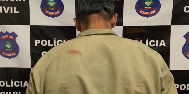Estupro de Vulnerável: Suspeito é detido em Cachoeira