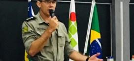 Major Werik assume o Comando da 10ª CIPM em Morrinhos e Major Virgílio assume Comando do 26º BPM em Caldas Novas