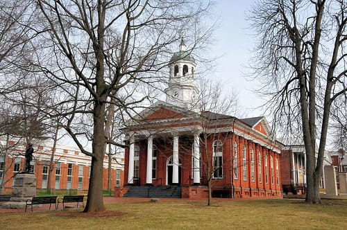 Leesburg Historic Courthouse