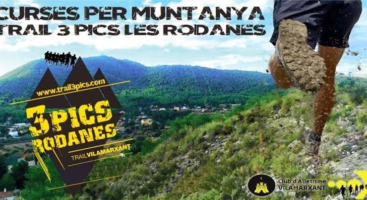 VI Trail 3 Pics de les Rodanes