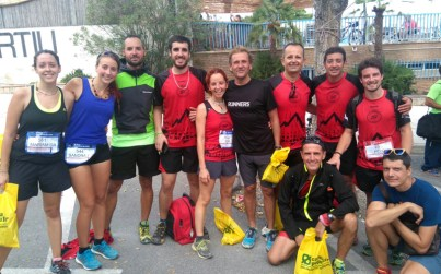 correores Ribarroja 2015-2