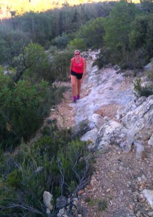 correores entrene sprint-trail 14