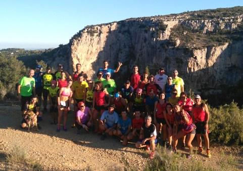 correores entrene sprint-trail 16
