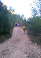 correores entrene sprint-trail 24
