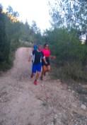 correores entrene sprint-trail 25