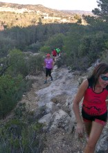 correores entrene sprint-trail 9