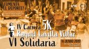 IV Raquel Lavilla Solidaria – 16 Junio 2019