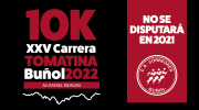 XXV 10K Tomatina Buñol 2022