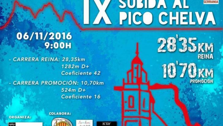 IX Subida al Pico Chelva
