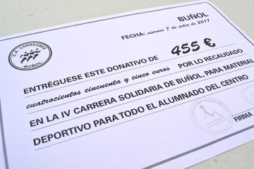 cheques IV 5K solidaria-5