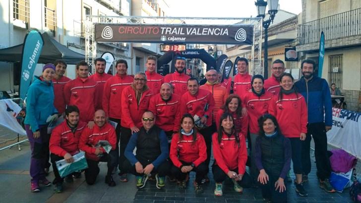 V Trail Cortes de Pallás