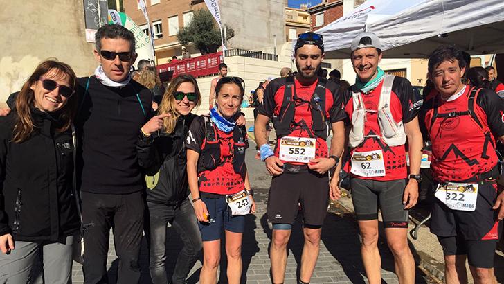 XI Marató de Muntanya de Borriol