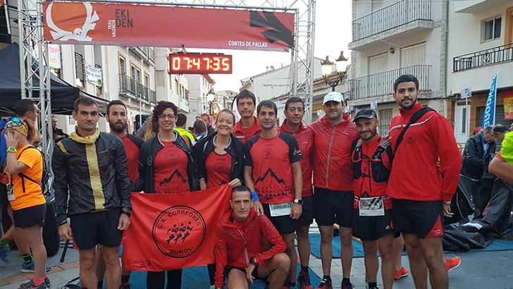 II Ekiden Trail Valencia