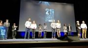 Gala de entrega de premios del 21 Circuito de Carreras Populares Diputación de Valencia