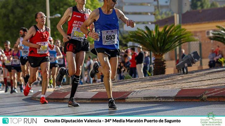XXXIV Media Maratón Puerto de Sagunto