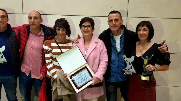 Gala entrega de premios Circuito Diputación de Valencia 2019