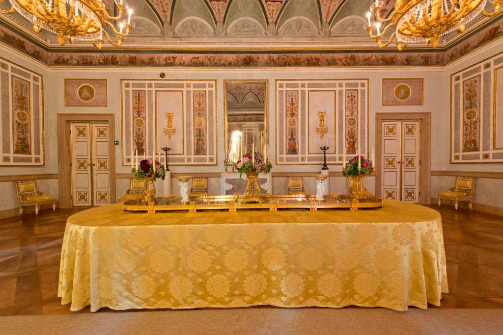 Stanze dellImperatrice Elisabetta  Percorsi e Collezioni  Museo Correr