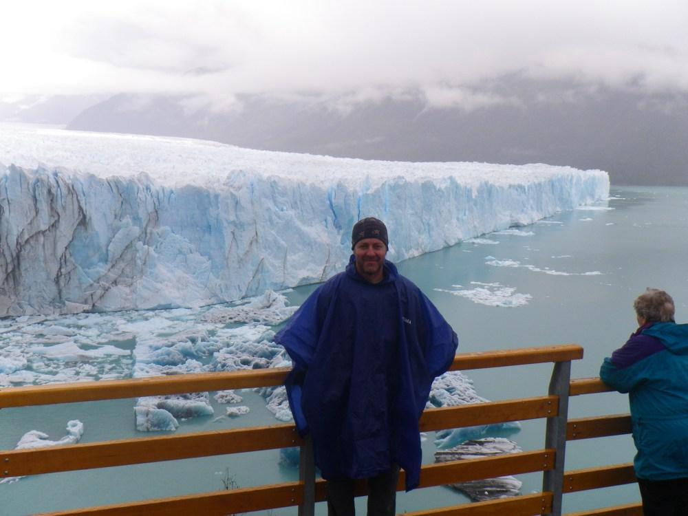 Glaciar Perito Moreno, El Calafate e ... gelo. (4/6)