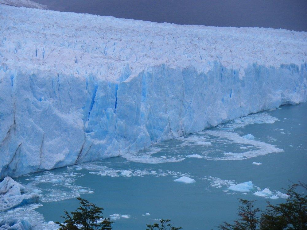 Glaciar Perito Moreno, El Calafate e ... gelo. (5/6)