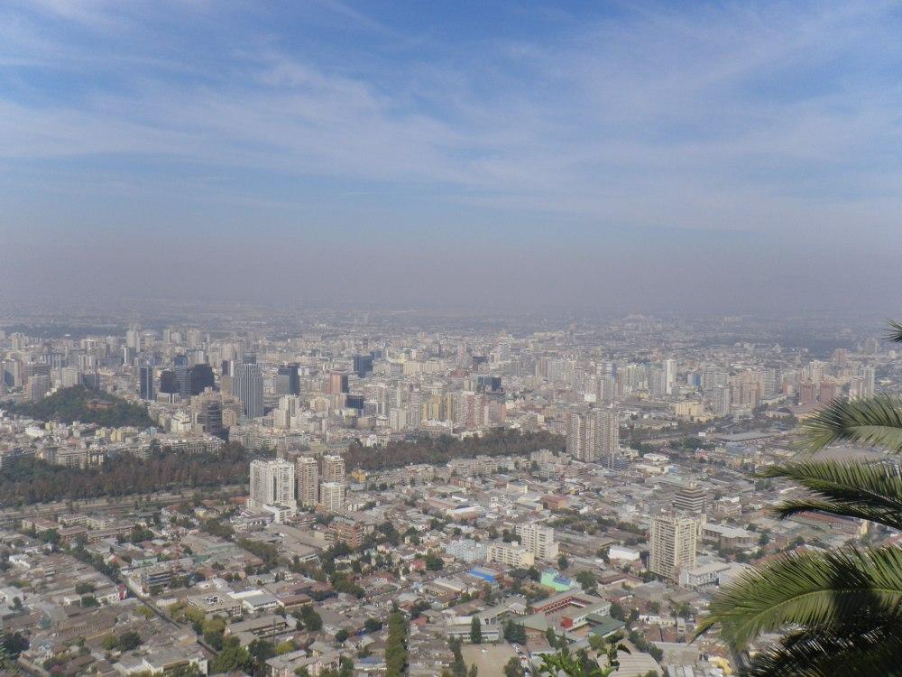 Hola Santiago, Hola Chile... (4/6)