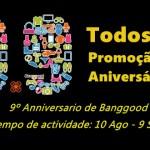 Aproveite a Promoção de Aniversário e Compre um Drone na Banggood
