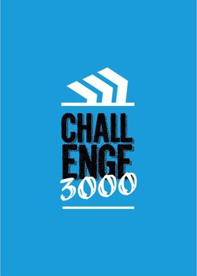 Challenge 3 mil metros