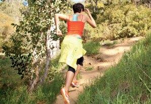 Correr em subida
