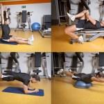 8 Exercícios de Reforço Lombar para Corredores