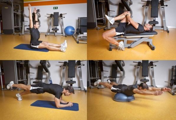 Exercicios de reforco lombar