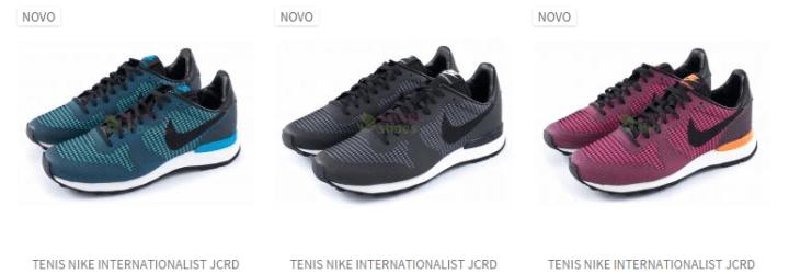 Nike Internacionalist JCRD