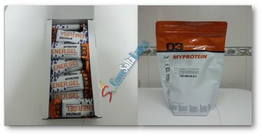 Suplementos Myprotein