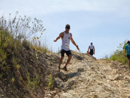 Traill Running descidas