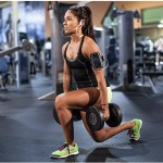 Complexes de reforço muscular com halteres para corredores