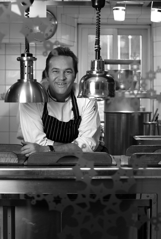 Chef Emmanuel Renaut