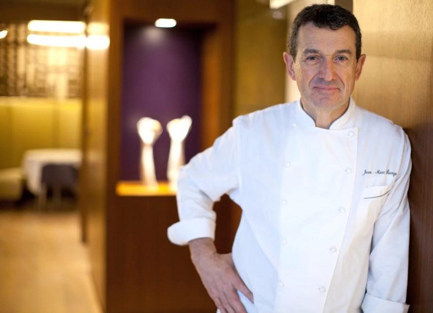 Chef Jean-Marc Banzo