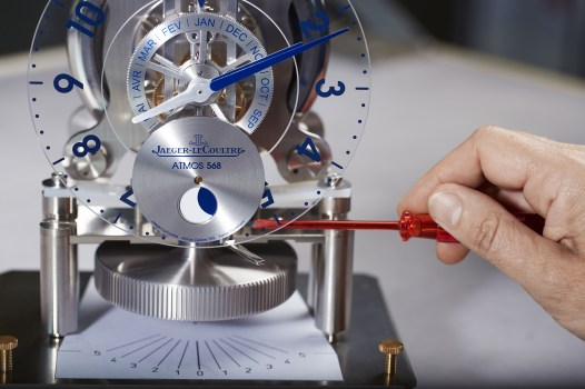 Making of Atmos 568 by Marc Newson © JohannSauty - Jaeger-LeCoultre (9)