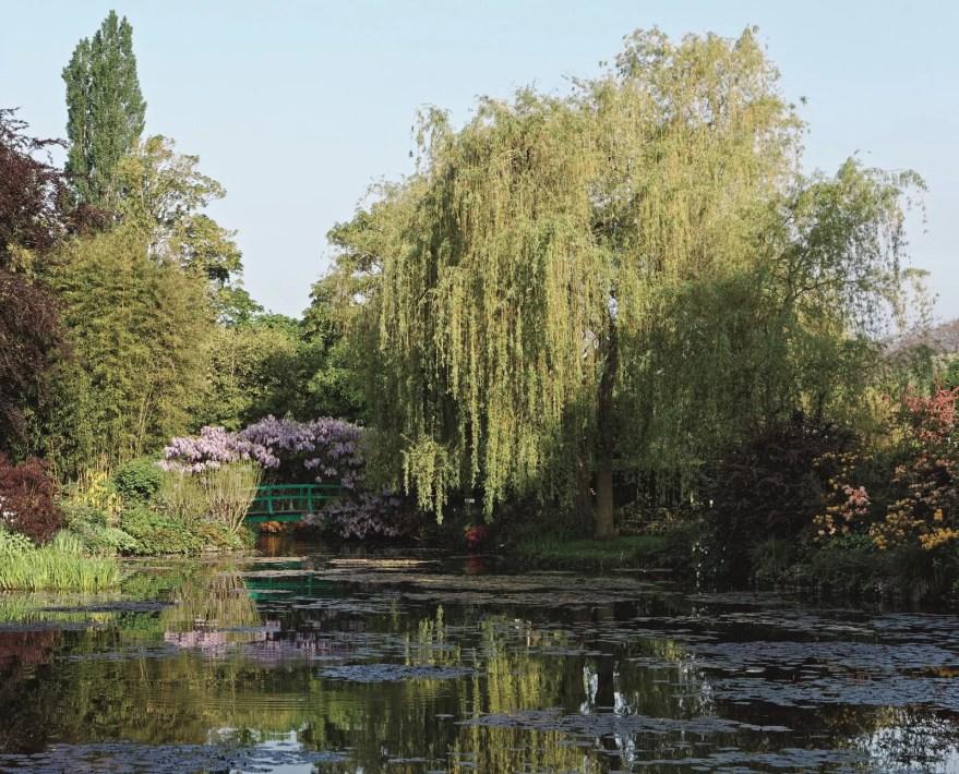 Um dia com Claude Monet