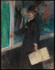 """Degas, Impressionism and the Paris Millinery Trade"""