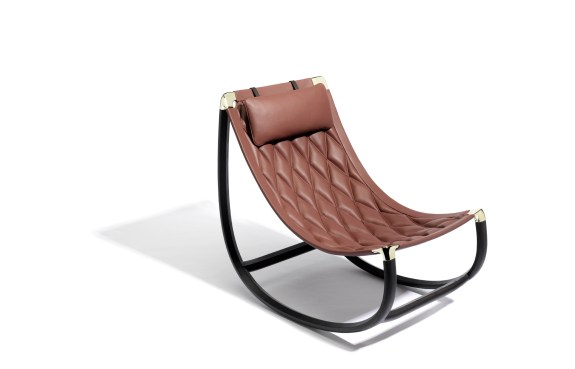 """Luna Chair"" para ""Objetos Nômades"" da Louis Vuitton"