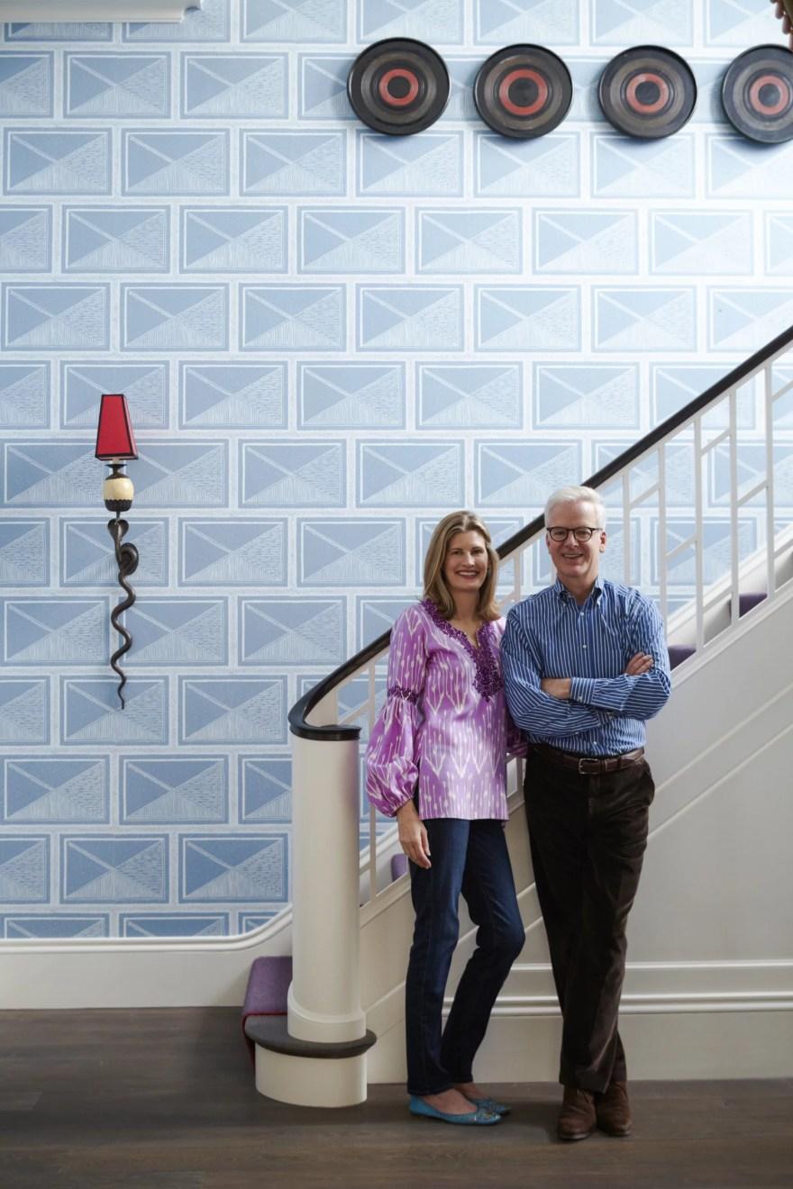 Katie Ridder & Peter Pennoyer