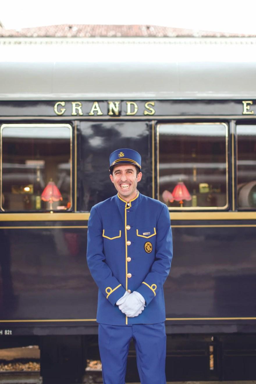 """Grand Suites"" Orient Express"