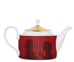 Tea pot Silhouette Don Giovanni