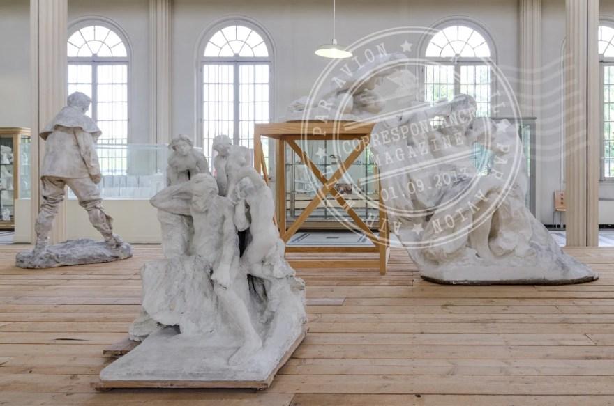 O atelier de Rodin