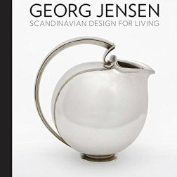 """Georg Jensen - Scandinavian Design for Living"", publicado por Yale University Press"