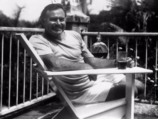 Ernest Hemingway II