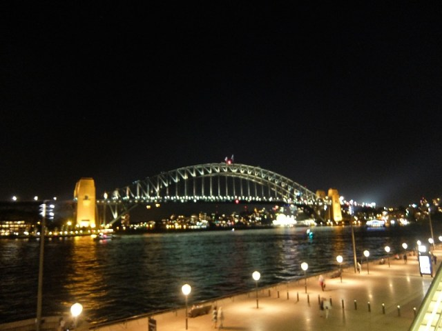 Harbour Bridge. Sydney.