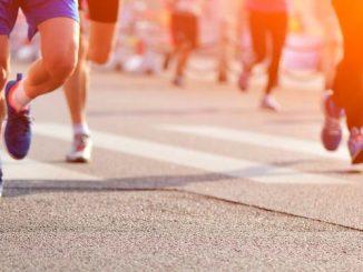 A corrida serve quase como uma medicina preventiva